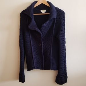 Anthro Maeve Knit Sweater sz Small